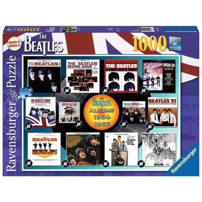 Beatles: Albums 1964-66 1000 pc Puzzle