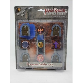 Mage Knights Dungeons Builder's Kit 1