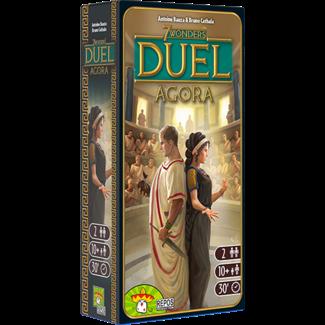Repos Production 7 Wonders: Duel Agora Expansion