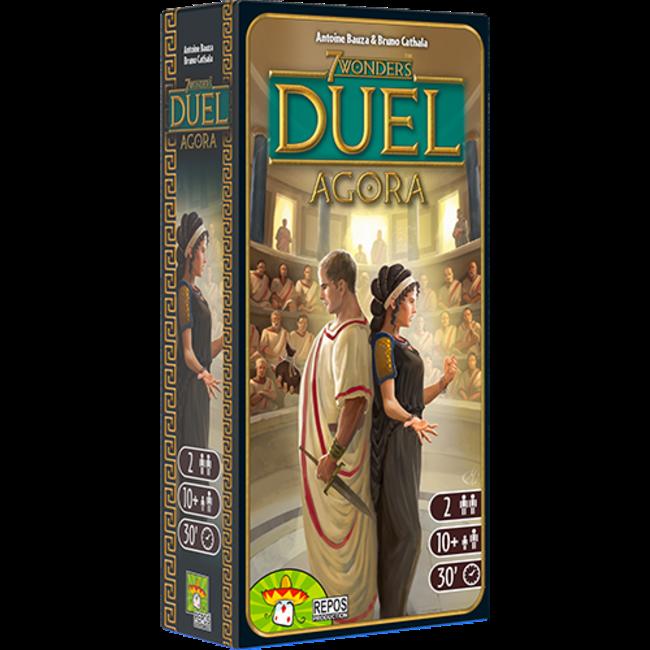 7 Wonders: Duel Agora Expansion