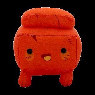Catan Studio CATANIMAL Plushies: Catan Brick Sprite