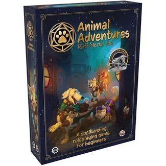 Steamforged Games Animal Adventures RPG Starter