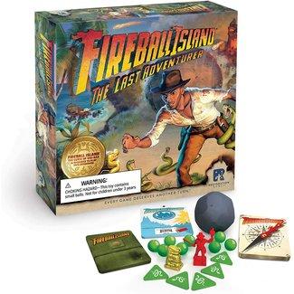 Restoration Games Fireball Island Last Adventurer Expansion
