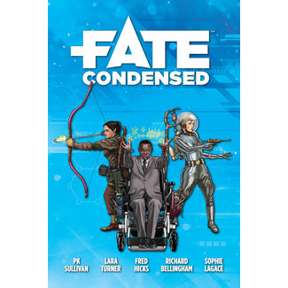 Evil Hat Productions Fate Core RPG Fate Condensed