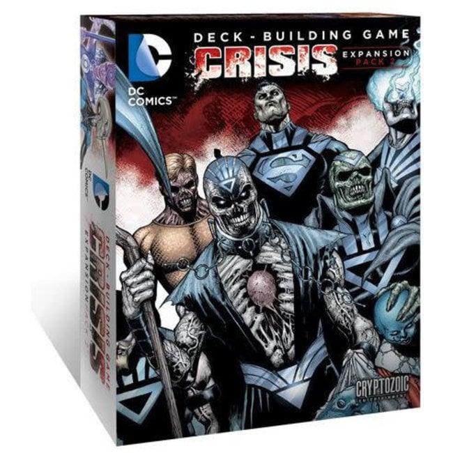 DC Deck-Building Game: Crisis Expansion Pack 2