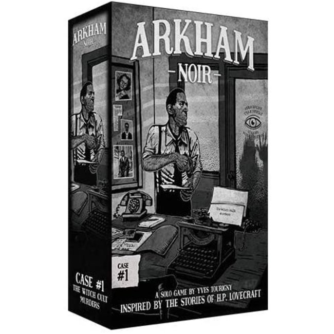 Arkham Noir