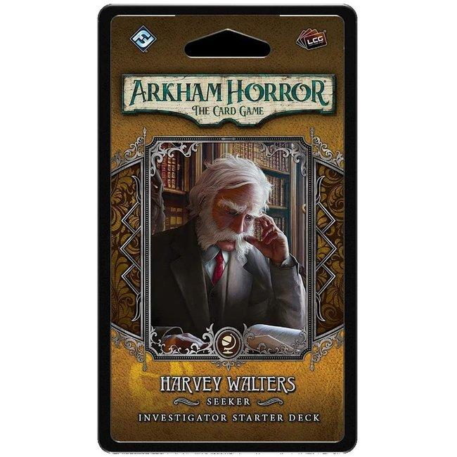 Arkham Horror LCG: Harvery Walters