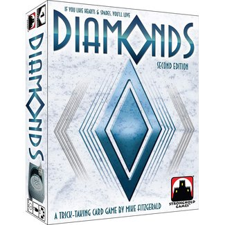 Stronghold Games Diamonds 2nd Edition
