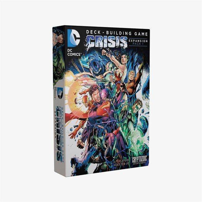 DC Deck-Building Game: Crisis Expansion Pack 1