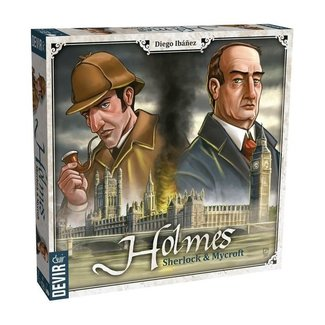 Devir Holmes: Sherlock and Mycroft