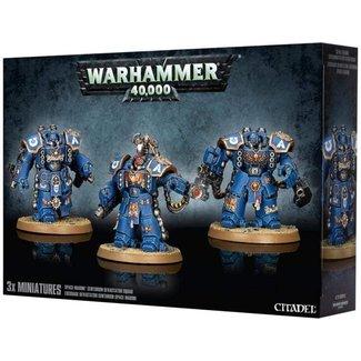 Warhammer 40,000 40k Centurion Devastator Squad