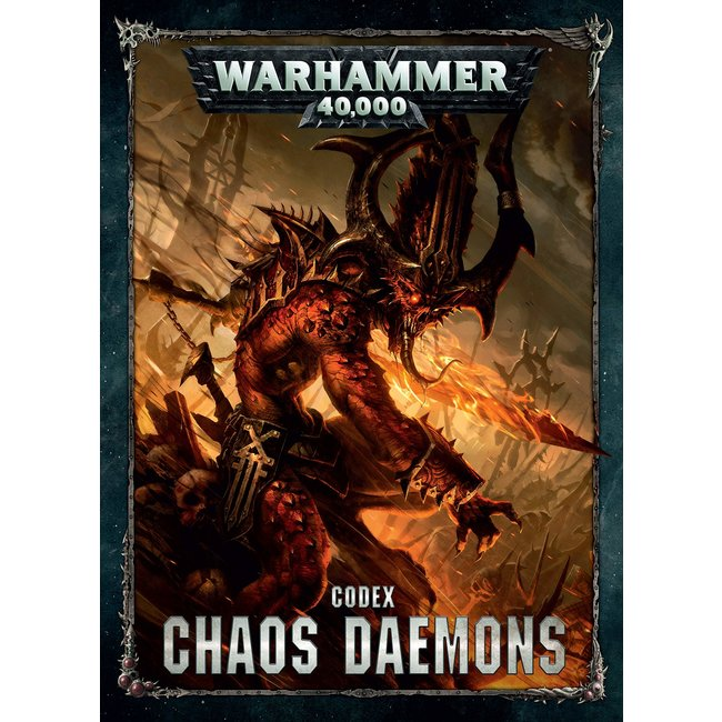 40k Codex: Chaos Daemons