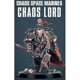Warhammer 40,000 40k Chaos Lord