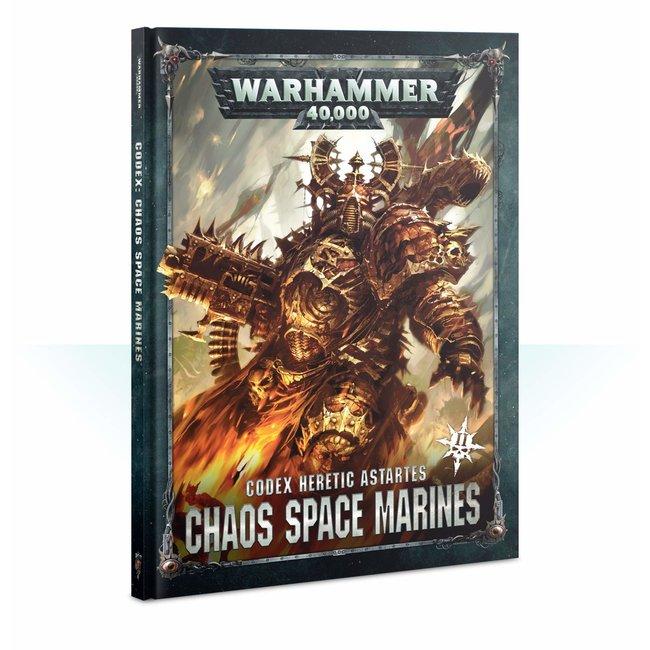 40k Codex: Chaos Space Marines