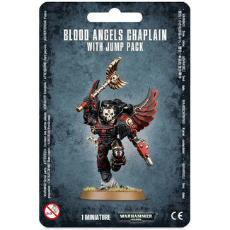 Warhammer 40,000 40k Chaplain with Jump Pack