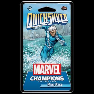 Fantasy Flight Games *PRE-ORDER* Marvel Champions LCG: Quicksilver Hero Pack