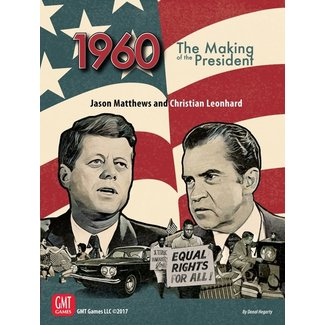 GMT Games 1960: Making of a President 2nd Edition