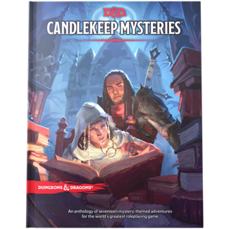 Wizards of the Coast *PRE-ORDER* D&D 5th Edition: Candlekeep Mysteries