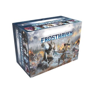 Cephalofair Games *PRE-ORDER* Frosthaven Core Game
