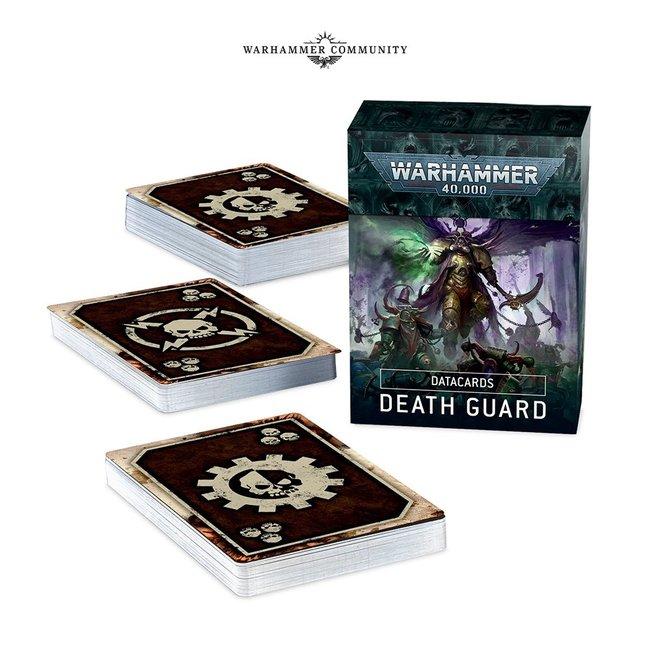 40k Datacards: Death Guard