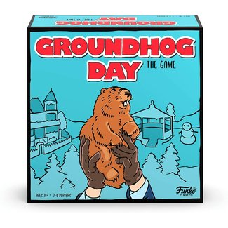 Funko Games Groundhog Day Game