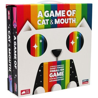 Exploding Kittens LLC A Game of Cat & Mouth