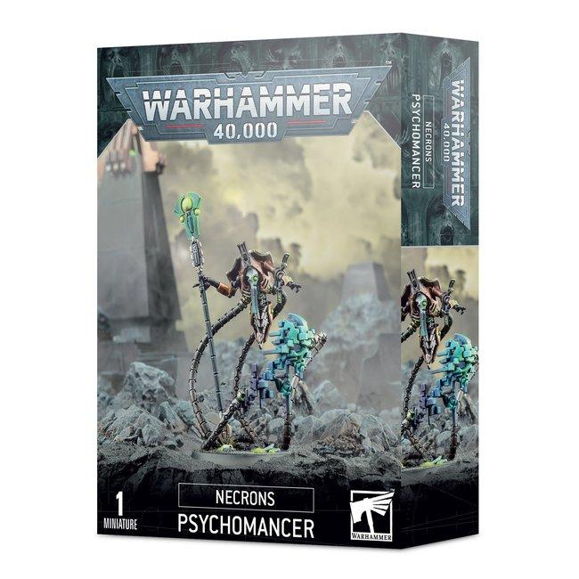 40k Necrons Psychomancer