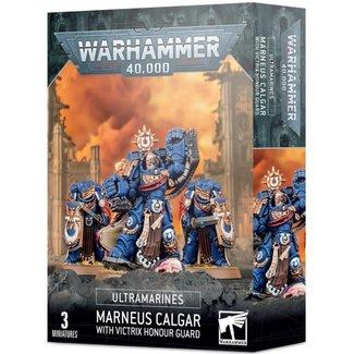 Warhammer 40,000 40k Marneus Calgar with Victrix Honour Guard