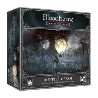 CMON *PRE-ORDER* Bloodborne: Hunter's Dream Expansion
