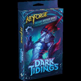 Fantasy Flight Games *PRE-ORDER* KeyForge Dark Tidings Deluxe Deck