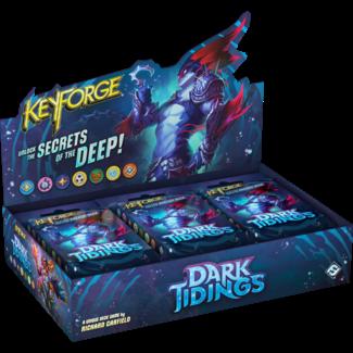 Fantasy Flight Games KeyForge Dark Tidings Archon Deck Display (12 Decks)