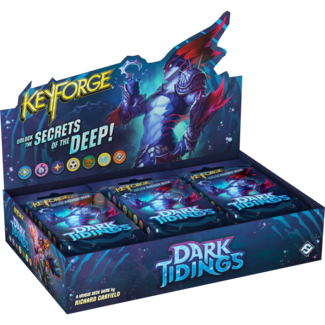 Fantasy Flight Games *PRE-ORDER* KeyForge Dark Tidings Archon Deck Display (12 Decks)