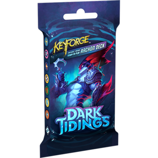 Fantasy Flight Games *PRE-ORDER* KeyForge Dark Tidings Archon Deck