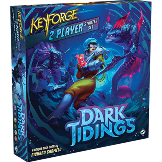 Fantasy Flight Games 5/14 Keyforge Dark Tidings Two-Player Starter Set