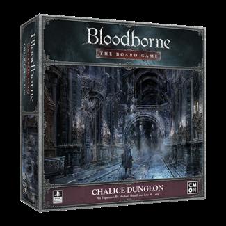CMON *PRE-ORDER* Bloodborne: Chalice Dungeon Expansion