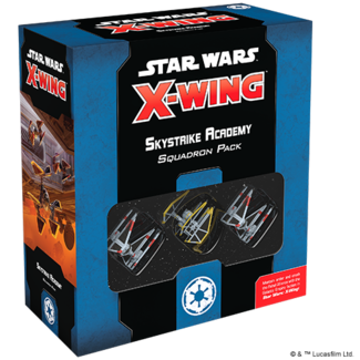 Fantasy Flight Games Skystrike Academy Squadron Pack Star Wars X-Wing 2nd Edition