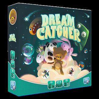 Space Cow Dream Catcher