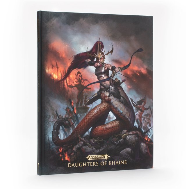 AoS Daughters of Khaine Battletome