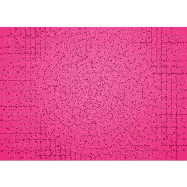 Krypt Pink 654 pc Puzzle