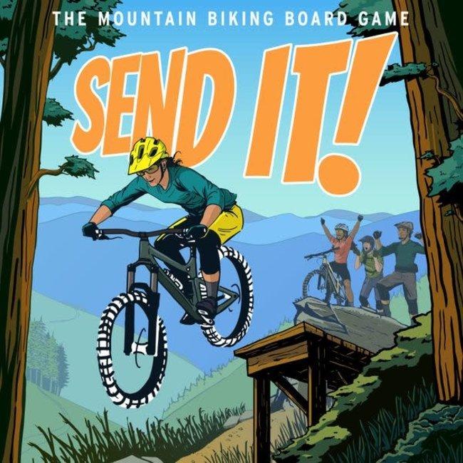 Send It! The Mountain Biking Board Game