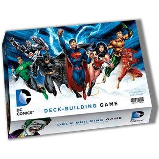 Cryptozoic Entertainment DC Deck Building Game: Core Set