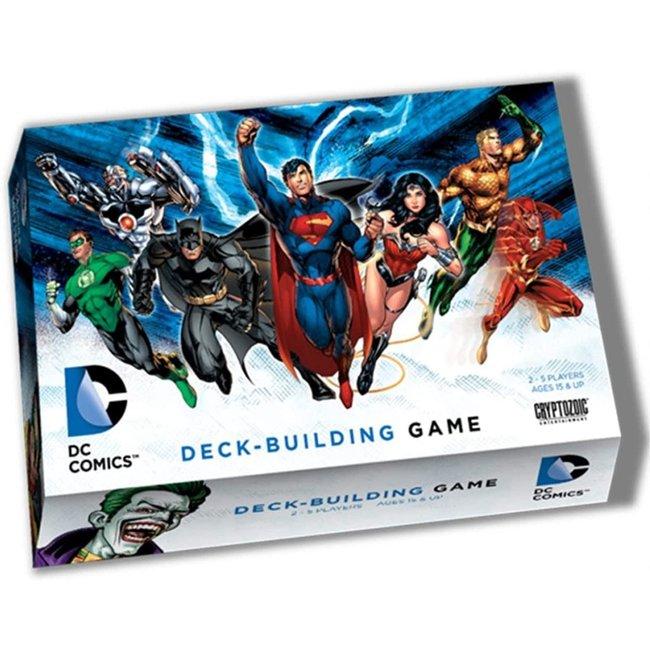 DC Deck Building Game: Core Set