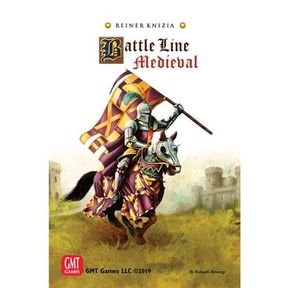 GMT Games Battle Line Medieval-Themed Edition