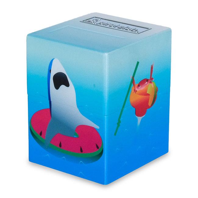 Pool Shark Defender Series Artwork Pirate Lab Deck Box