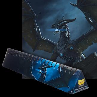 Dragon Shield 'Bodom' Jet Playmat - Dragon Shield Format