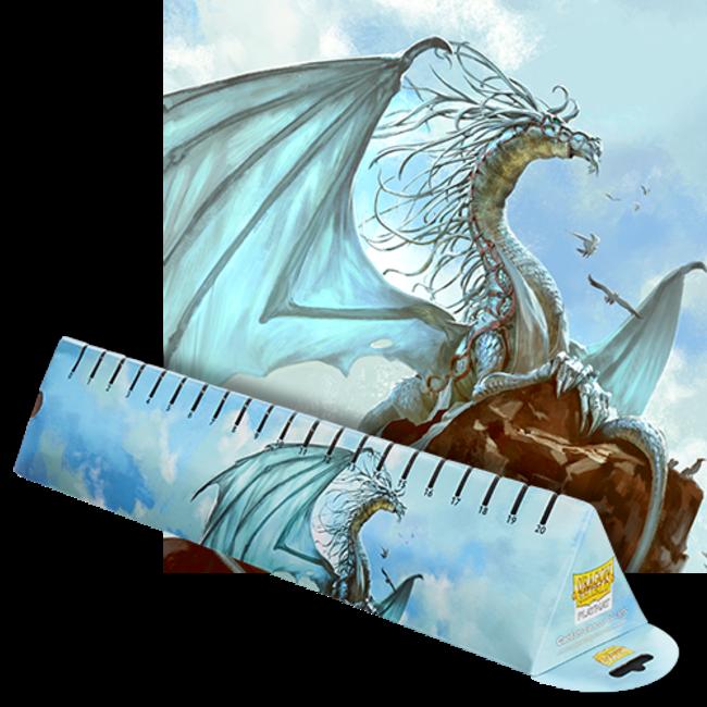 Caelum Beacon of Light LE (Silver) Playmat - Dragon Shield Format