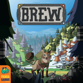 Pandasaurus Games *PRE-ORDER* Brew