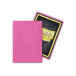 Dragon Shield Pink Diamond Japanese Matte Sleeves 60 ct - Dragon Shield