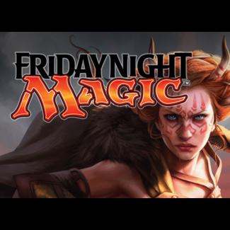 Cape Fear Games Friday Night Magic - Commander