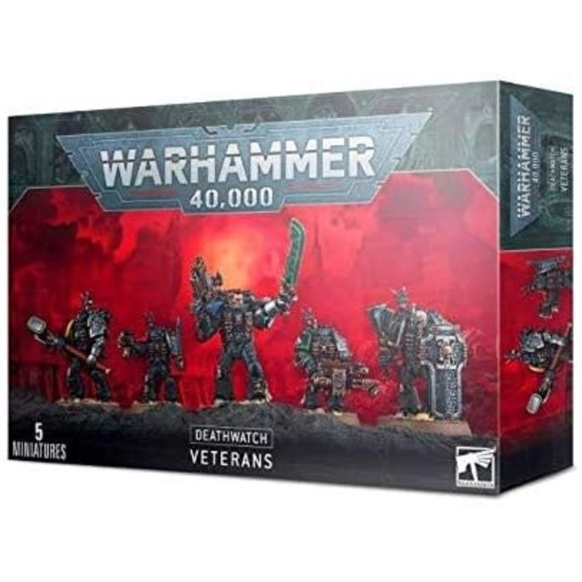 40k Deathwatch Veterans